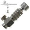 Быстросъем с регулятором давления АВС120 5032