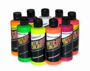 Краска Auto Air Colors Fluorescent