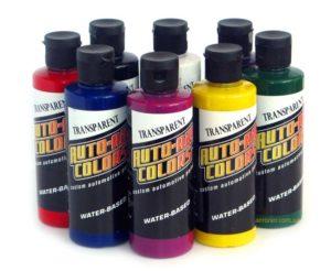 Краска Auto-Air Colors Transparent