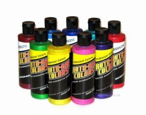 Краска Auto Air Color Iridescent