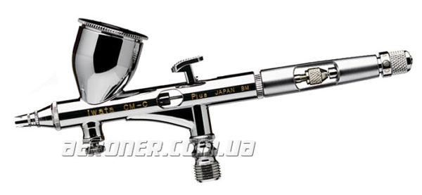 Аэрограф Iwata Custom Micron CM-C Plus 2