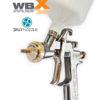 Краскопульт Iwata W-400WBX 1,4 мм