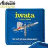 Коврик Iwata CL200 для чистки аэрографа