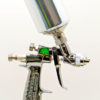 Мини краскопульт Iwata LPH-80 с металлическим бачком 4548