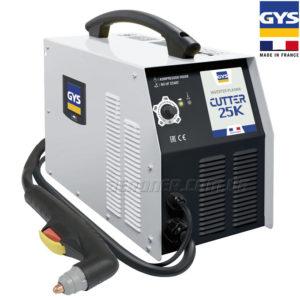 Аппарат плазменной резки GYS PLASMA CUTTER 25K – 030947