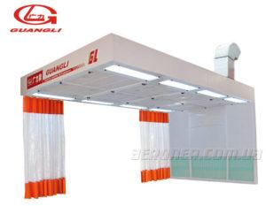 Пост подготовки к окраске Guangli GL-400
