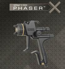 SATA 5500 X PHASER – концептуальный краскопульт для особых моментов!