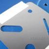 DeVilbiss SHIM MASK – пластина для удаления подтеков 5073