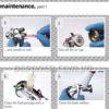 Набор для чистки краскопультов Iwata W2KIT55UK 5249