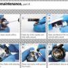Набор для чистки краскопультов Iwata W2KIT55UK 5250