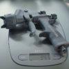 Краскопульт Walcom Carbonio Light HTE Clear с манометром 5586