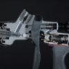 Краскопульт Walcom Carbonio Light HTE Clear с манометром 5589