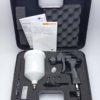 Краскопульт Walcom Carbonio Light HTE Clear с манометром 5674