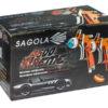 Краскопульт Sagola 4600 Xtreme HVLP 6486