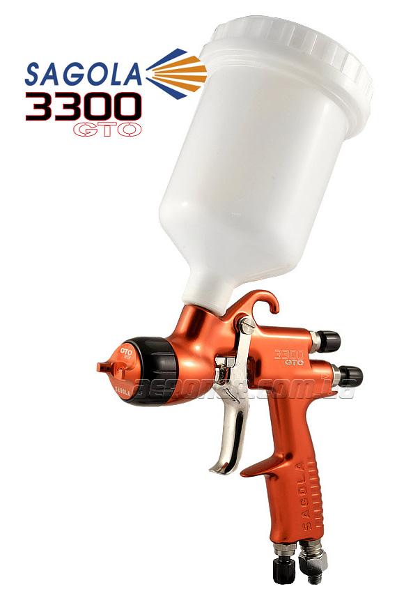 Краскопульт Sagola 3300 GTO Tech