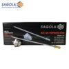 Ремкомплект Sagola 3300 GTO 1,4 мм (сопло+игла)