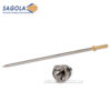 Ремкомплект Sagola 4600 Xtreme 1,2 (сопло+игла) 6400