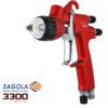 Краскопульт Sagola 3300 GTO EPA
