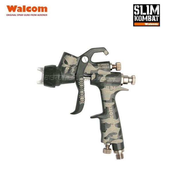 Краскопульт Walcom Slim Kombat Killer HTE