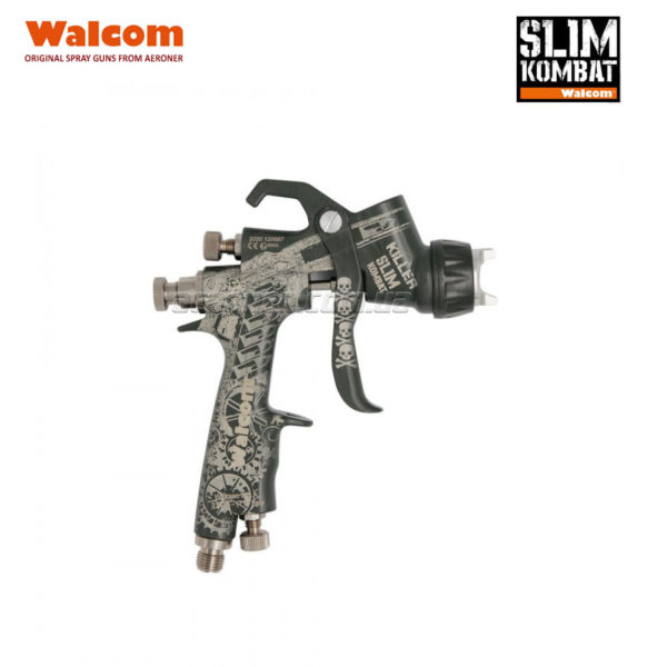 Краскопульт Walcom Slim Kombat Killer HVLP