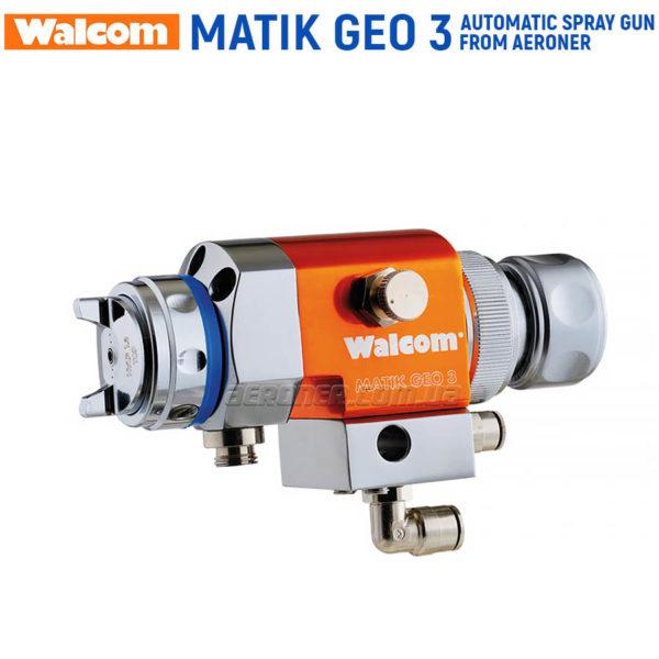 Автоматический краскопульт Walcom Matik GEO-3