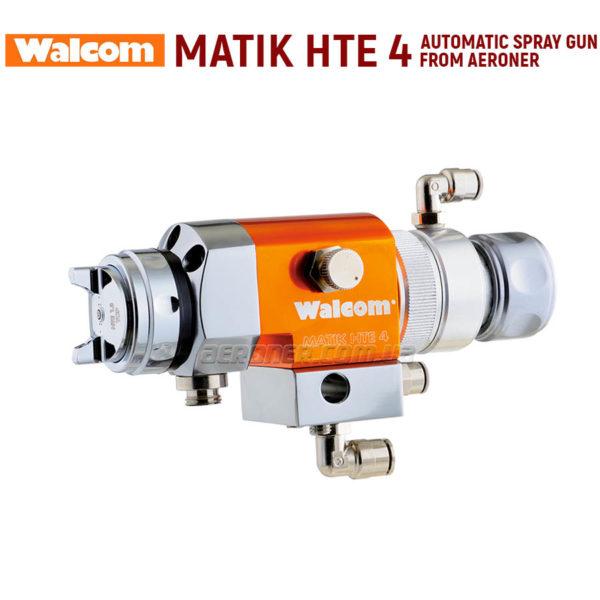 Автоматический краскопульт Walcom Matik HTE 4