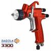 Краскопульт Sagola 3300 GTO EVO