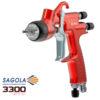 Краскопульт Sagola 3300 GTO EVO 6532