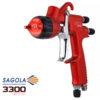 Краскопульт Sagola 3300 GTO HVLP