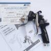 Краскопульт Air Gunsa AZ3 HTE 2 Black 1,5 мм 6735