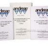 Картонный лабиринтный фильтр Andreae 10м x 0,9м 7118