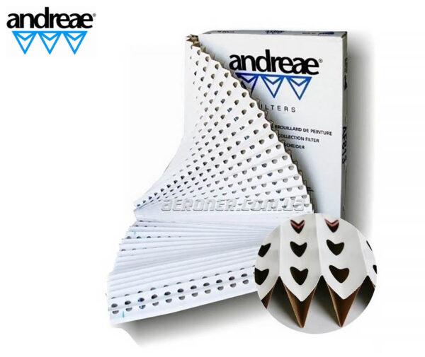 Картонный лабиринтный фильтр Andreae 10м x 0,75м