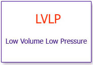 Краскопульты LVLP