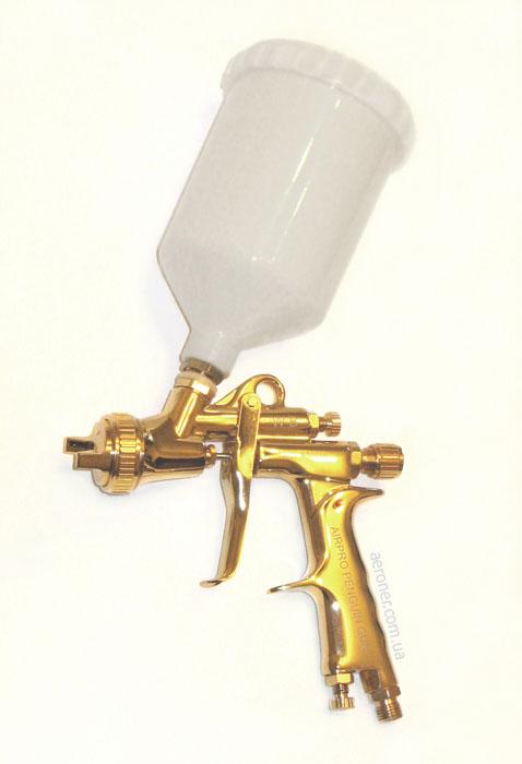 Краскопульт Air Pro LVLP Gold