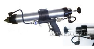 Пневмо пистолет для герметика AirPro CG2033MCR-13