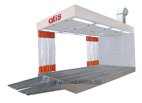 Пост подготовки к окраске Atis РР600