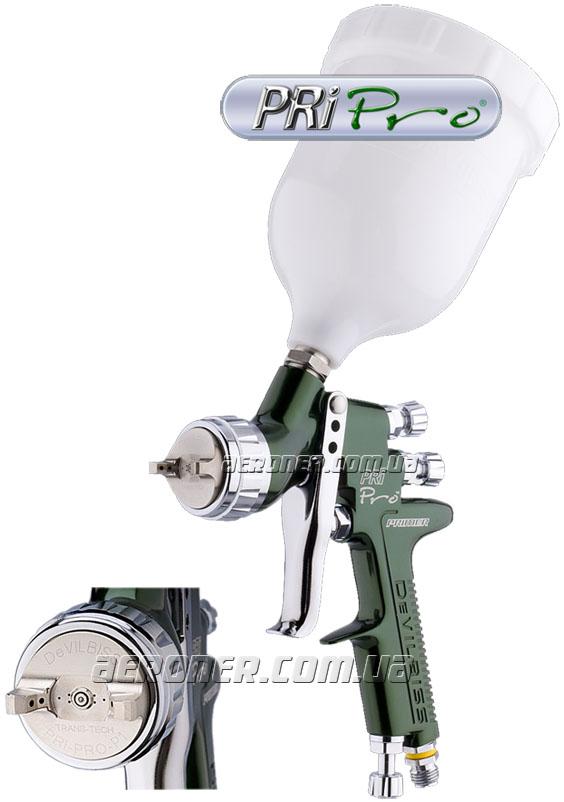 Краскопульт DeVilbiss Pri Pro P1