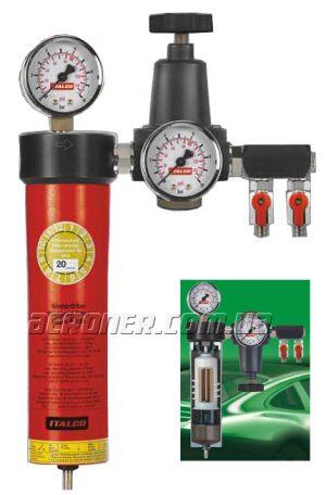 Воздушный фильтр Italco AC6001