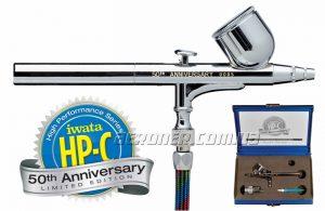 Iwata HP-C 50th Anniversary