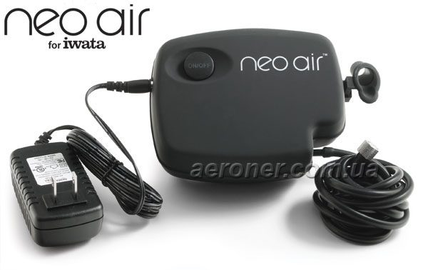 Миникомпрессор Iwata NEO Air