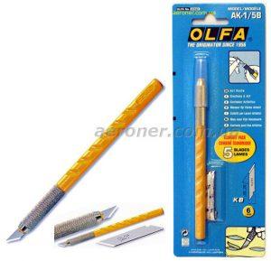 Нож дизайнера Olfa