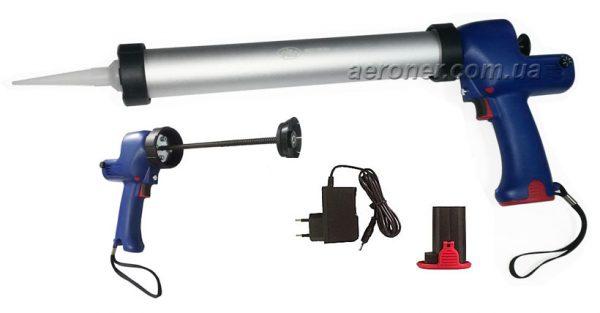 Аккумуляторный пистолет для герметика AirPro G14