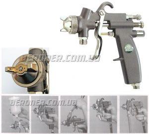 Краскопульт для клея Walther Pilot