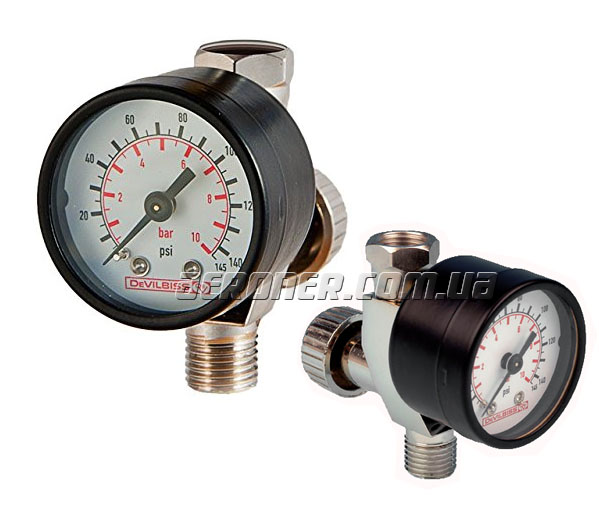 Регулятор давления DeVilbiss HAV-501B