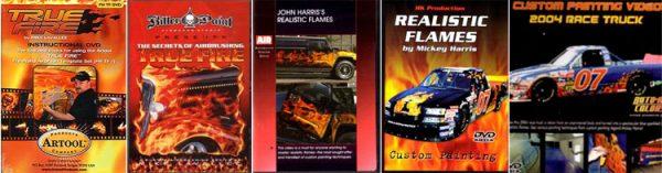 DVD Реалистичный огонь