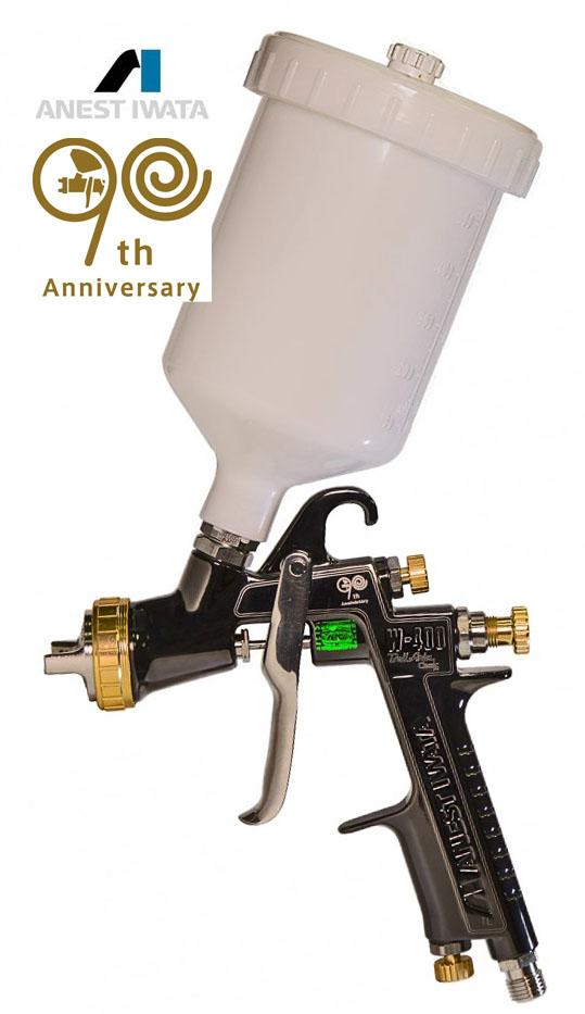 Iwata W-400 Bellaria — 90 Anniversary