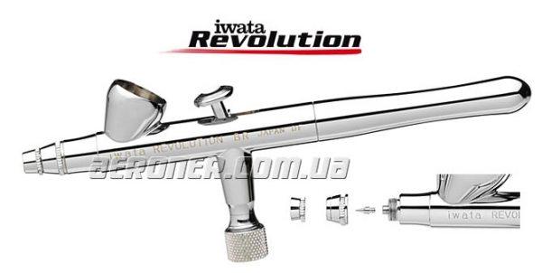 Аэрограф Iwata Revolution HP-BR
