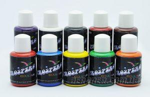 Краски для аэрографии Prospero Базовый акрил 10-30