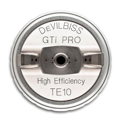 Воздушная голова DeVilbiss TE10